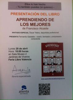 Feria del libro Valencia