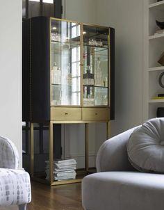 Drexel Identity Furniture, City Apartment, Contemporary, Drexel Furniture, Cabinet, Home Decor, China Cabinet, Storage, Drexel