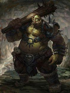 Juggernaut orc