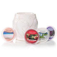 Ivy White Kit : Scenterpiece™ Kit : Yankee Candle