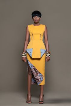 Best Stylish African fashion clothing looks Tips 2363936769 African Inspired Fashion, African Print Fashion, Africa Fashion, Ethnic Fashion, Fashion Prints, Fashion Design, African Prints, African Fabric, Ghana Fashion