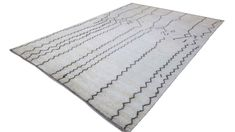 Fine Custom made Moroccan Rug Size Design - Dark Brown Chocolate American Interior, Good Grades, Beni Ourain, White Rug, Large Rugs, Moroccan, Outdoor Blanket, Charcoal Black, Hollywood Hills