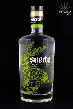Suerte Tequila Blanco,  Yum :)