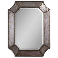 Rustic Elegance Mirror