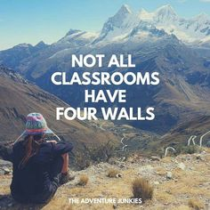 Nope. And my Flock will learn more in the world with us than in the walls. ❤️ They will see there's much more to life than small towns, small minds, small lives, and society approved group think.