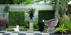 Little Tree Garden, Nakhonpathom, Thailand #Homedecor #Outdoor