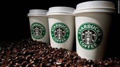 Starbucks....