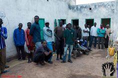 El Chad (África) www.deporteyartesolidario.tv Enero 2013 Cárcel