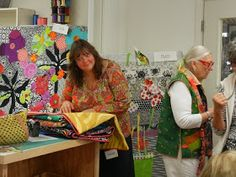 There is nothing like a new adventure with my dear friend Sue to rejuvenate my creative soul! Contemporary Quilts, My Dear Friend, New Adventures, Embroidery Applique, Quilt Blocks, Projects To Try, Creative, Crafts, Quilting