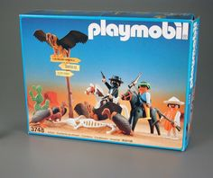 106.3456: Playmobil 3748: Bandido Play Set | play set | Play Sets | Toys | Online Collections | The Strong