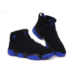san francisco 2ccab 9070d Air Jordan 13 Jordan 7 black blue ❤ liked on Polyvore featuring shoes,  jordans and sneakers