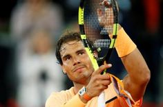 Tennis - Madrid Open - Rafael Nadal REUTERS/Juan Medina