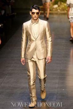 Dolce & Gabbana Menswear Spring Summer 2014 Milan