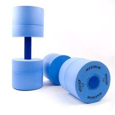 Exervo Water Exercise Pool Dumbbells…