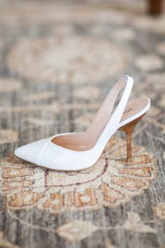 i'm all about the white heels lately