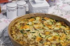 Zucchini Casserole with Roasted Peppers and Fresh Oregano This is a great recipe and uses a lot of zucchini. So, if you waited to harvest your zucchini and it's gotten to be the size of a baseball bat, try this casserole and remember that it can easily be made ahead and reheated.