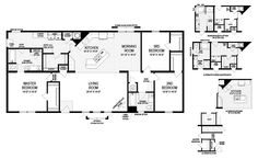 Maple XL Floor Plan Image