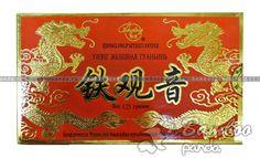Чай для иммунитета, похудения Тегуаньинь