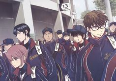 Shared by BnosH *. Find images and videos about diamond no ace on We Heart It - the app to get lost in what you love. Manga Art, Manga Anime, Anime Art, Anime Love, Anime Guys, Diamond No Ace, Baseball Anime, Miyuki Kazuya, Diamond Wallpaper