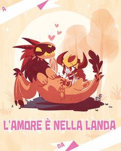 C'è amore nella Landa!   League of Legends