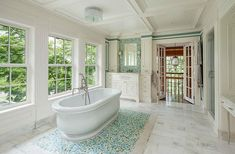 24 Luxury Master Bathrooms With Soaking Tubs - Page 4 of 5 - Home Epiphany
