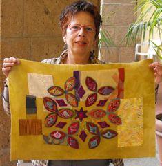 Sue Spargo Workshop Pieces | Make Haste Slowly