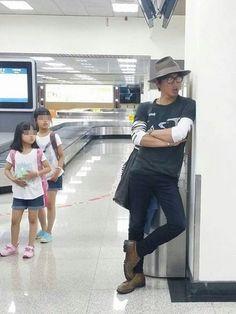 Kimura Takuya Makes First Ever Visit to Taiwan for Tourism Film Directed by John Woo   A Koala's Playground ~How cooool is he!!! #kimura takuya