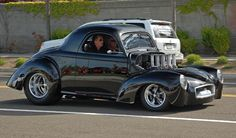 Rick Kime's Willys Coupe...Re-pin brought to you by agents of #carinsurance at #houseofinsurance in Eugene, Oregon