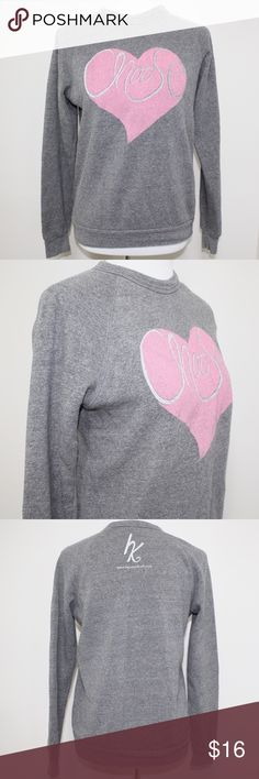 Choose Love Sweater No flaws! Open to offers and bundles Alternative Apparel Sweaters Crew & Scoop Necks