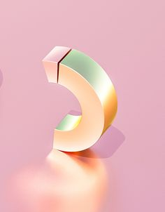 Gold by South and Island, via Behance