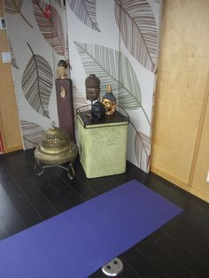 home yoga studio ideas