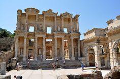 Ephesus; Kusadasi, Turkey