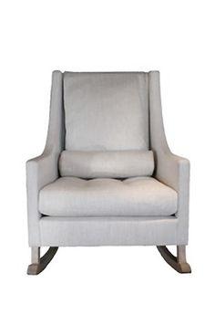Seating :: Chairs :: Courtney Rocker - Hudson Boston. Nursery Chair