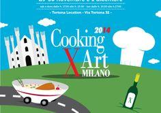 #COOKINGFORART 29/11-1/12 MILANO 2014, 3 giorni di Alta Cucina & Mercato