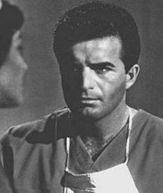 Ben Casey, M.D.  You were either a Ben Casey or Dr. Kildare fan.