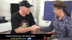 Colour in Your Life featured artist David Wells appeared on Colour In Your Life Season Eleven See his online episode here. David Wells, Acrylic Painting Tutorials, Your Life, Tv Shows, Presents, Wellness, Colour, Art, Gifts