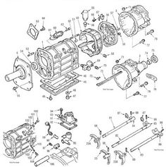 Drivetrain catalog offering discounted Ford Toyo Koyo transmission repair parts, overhaul kits, major components and troubleshooting help including illustrated parts drawing. The Golden Lady, Dodge Coronet, Parts Catalog, Manual Transmission, Ford, Drawings, Illustration, Wood, Autos