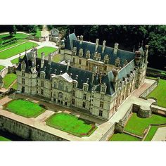 Château d'Ecouen ~ Île de France ~ France