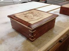 Ambrosia Babinga Box - by Bobsboxes @ LumberJocks.com ~ woodworking community