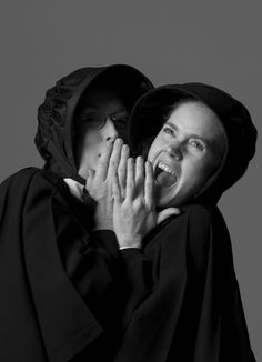 """Promotional shoot for """"Doubt"""" with Amy Adams (photo by Brigitte Lacombe)"""