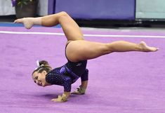 Ashleigh Gnat (USA) Artistic Gymnastics HD Photos