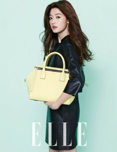 Jun Ji Hyun <3 for 'rouge & lounge's 2014 S/S collection