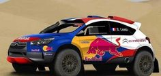 #SebastianLeob and Nasser #AlAttiyah with #RedBull at the #2013Dakar - this would be a formidable team