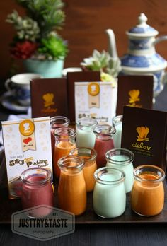 Review Puding Cielov - Silky Puding yang Super Lembut