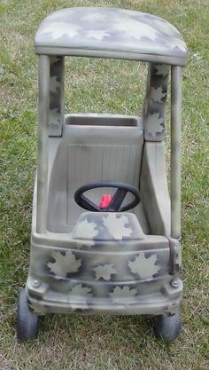 44 best little tikes step 2 cozy coupe playhouse makeover images rh pinterest com