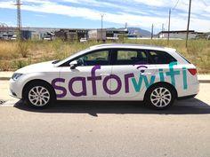 Volvemos a la carga con nuestros trabajos junto a Formigó Estudi. Esta vez se trata de los coches de la empresa Safor Wifi.