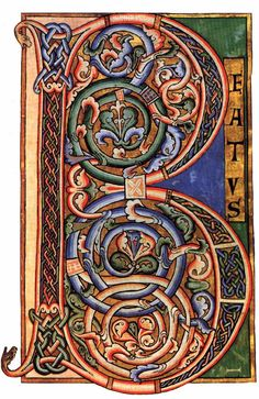 worms bible 12th century manuscript harley 2804 british library london