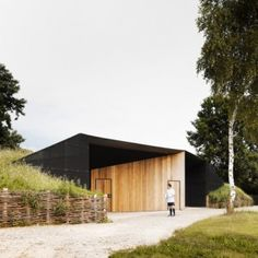 MU Architecture hides locker rooms  under plant-covered mound