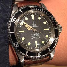 1967 Tudor Submariner 7928