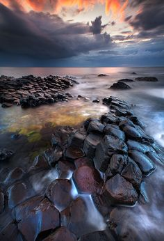 Savage Coast by Stephen Emerson, via 500px